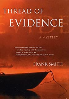 Thread of Evidence (Neil Paget Police Procedures Book 4)