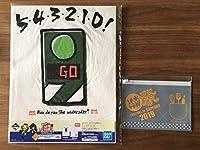 水曜どうでしょう 一番くじ ウィリーさ C賞 5 4 3 2 1 0 GO~ Tシャツ どうでしょう祭 ポーチ カブ 大泉洋 原付東日本制覇