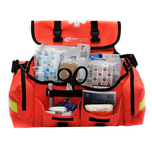 First Aid Kit Emergency Response Trauma Bag Complete 3