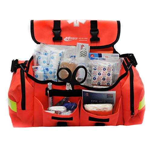Complete Emergency Response Trauma Bag By MFASCO