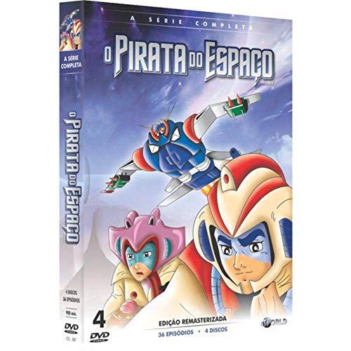 O Pirata do Espaço - a Série Completa