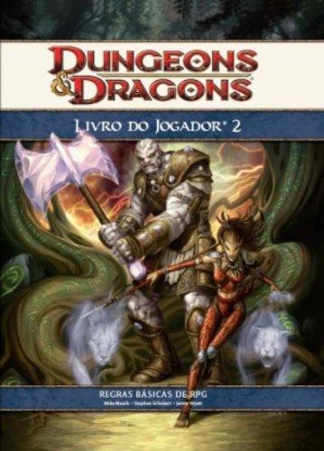 Dungeons And Dragons. Livro Do Jogador 2