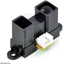 Pololu Sharp GP2Y0A02YK0F Analog Distance Sensor 20-150cm (Item: 1137)