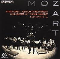 Violin Concertos by W.A. Mozart (2010-09-28)