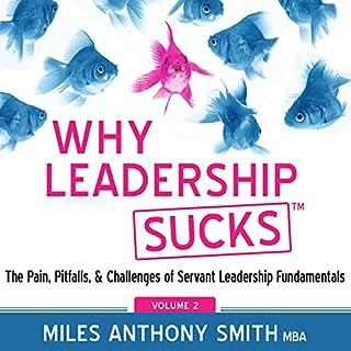 Why Leadership Sucks(tm), Volume 2 audiobook cover art