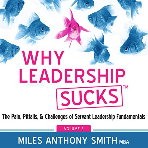 Why Leadership Sucks(tm), Volume 2 audiobook cover art