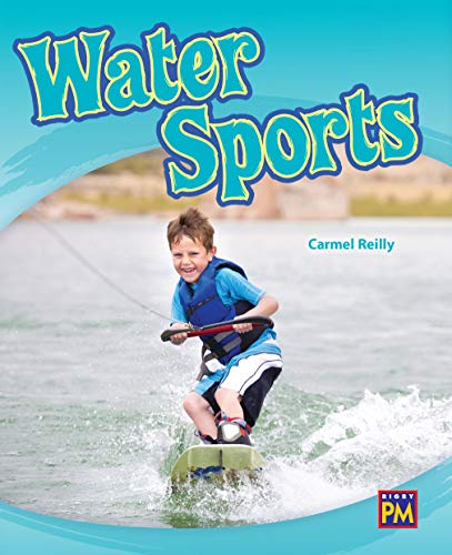 Compare Textbook Prices for PM: Leveled Reader Turquoise Level 18 Water Sports  ISBN 9780544891852 by RIGBY