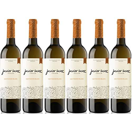 Javier Sanz Vino Blanco - 6 Botellas - 4500 ml