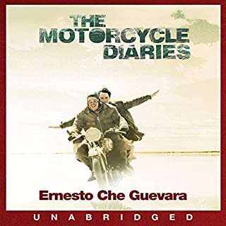 The Motorcycle Diaries                   By:                                                                                                                                 Che Guevara                               Narrated by:                                                                                                                                 Bruno Gerardo                      Length: 4 hrs and 19 mins     144 ratings     Overall 3.7