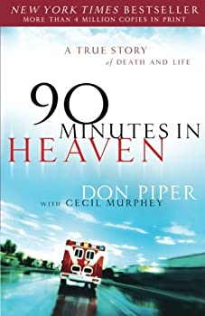 Paperback 90 Minutes in Heaven: A True Story of Death and Life Book