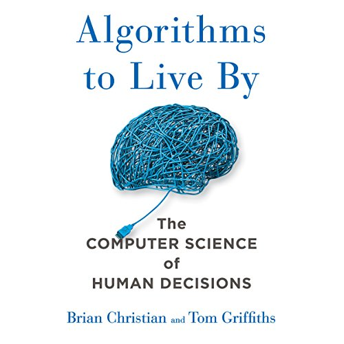 『Algorithms to Live By』のカバーアート