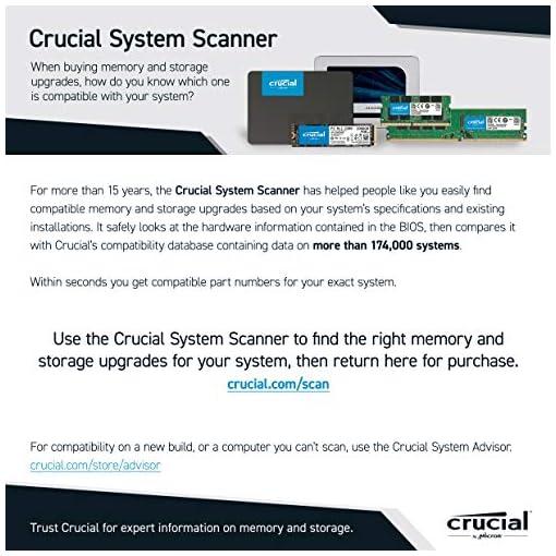 Crucial RAM CT4G4SFS6266 4 GB DDR4 2666 MHz CL19 Memoria Portátil 5
