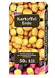 Gebrauchsfertige Spezialerde Für den ökologischen Anbau von Speise- und Süßkartoffeln Im Beet oder im Gefäß