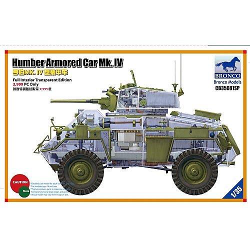 Unbekannt Bronco Models cb35081sp – Maqueta de Humber