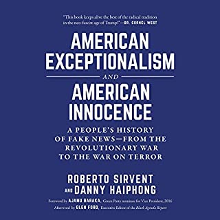 American Exceptionalism and American Innocence audiobook cover art