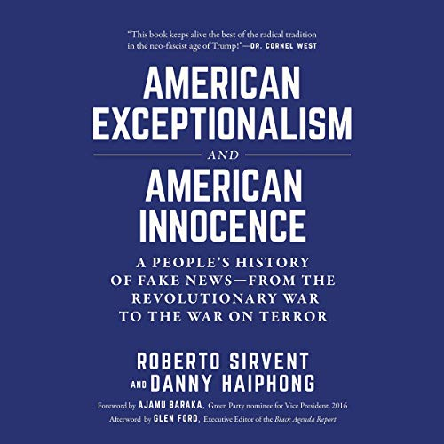 Page de couverture de American Exceptionalism and American Innocence