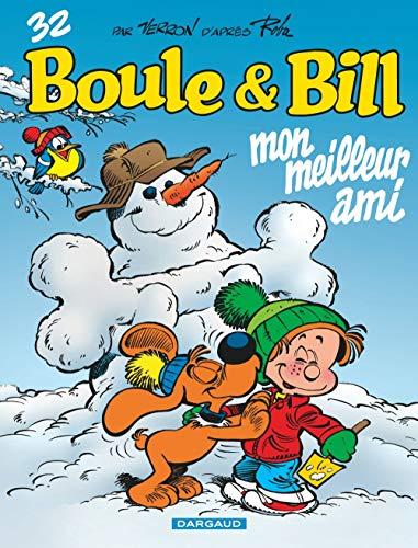 Boule & Bill, T 32 : Mon meilleur ami