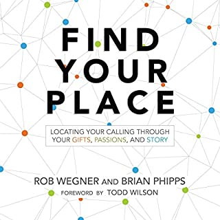 Find Your Place audiobook cover art