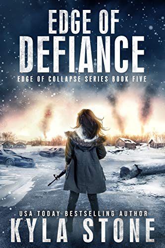 Edge of Defiance: A Post-Apocalyptic EMP Survival Thriller (Edge of Collapse Book 5) (English Edition)