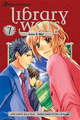 LIBRARY WARS LOVE & WAR GN VOL 07