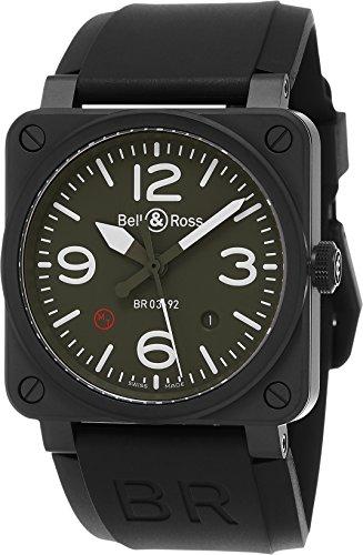 Bell & Ross Aviation Men's Black...