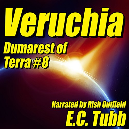 Veruchia audiobook cover art