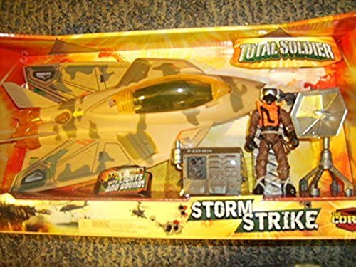 Total Soldier Storm Strike Helicopter by Total Soldier