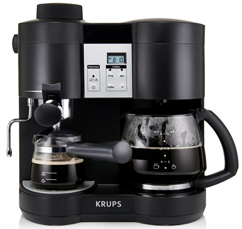 Krups Coffee Maker and Espresso Machine