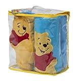 Winnie the Pooh 13942 - Set de manta, cojn y peluche de Winnie the Pooh (70 x 100 cm, 25 x 25 cm y 25 cm respectivamente) [Importado de Alemania] (Joy Toy)