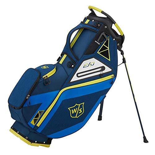 Wilson Sporting Goods EXO Carry Golf Bag, Royal