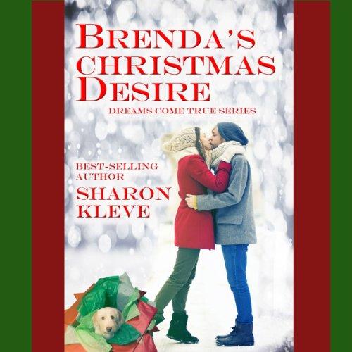 Brenda's Christmas Desire audiobook cover art