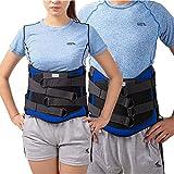TANDCF Medical Lumbar Sacral Back Brace Lumbosacral Corset Spinal Orthosis Support Belt LSO Brace(L)