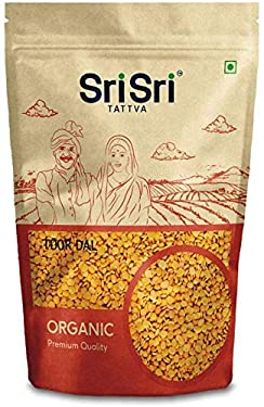 Sri Sri Tattva Toor Dal ,500g ( Pack of 3 )