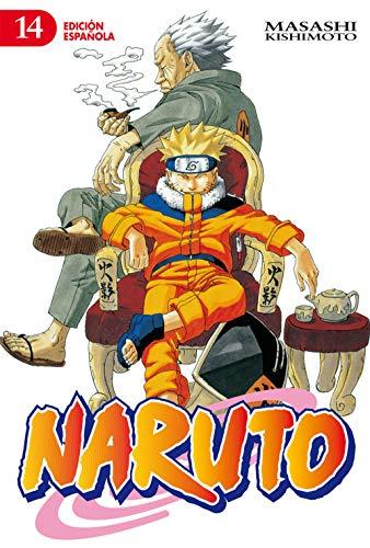 Naruto nº 14/72 (Manga Shonen)