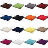 AR Line 10er Pack Seiftücher/Seiflappen 30x30 cm 100% Baumwolle 500 g/m², in Farbe: Anthrazit-Grau