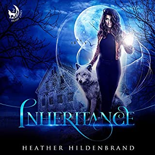 Inheritance: A New Adult Paranormal Romance audiobook cover art