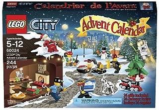 LEGO City Advent Calendar 2013 (60024)(MFG Age: 5 - 12 years)