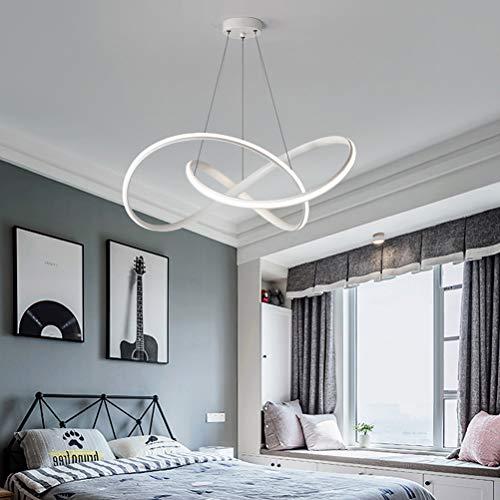 Lámpara LED para comedor o sala de estar, regulable, 3000-6500 K, de acrílico,...