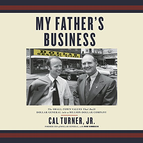 My Father's Business audiobook cover art