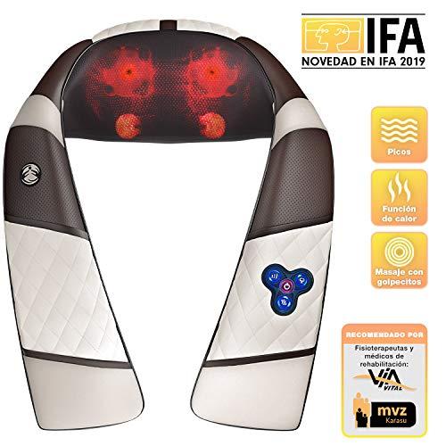 Novedad IFA 3en1 Masajeador cuello y...