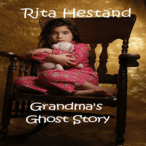 Grandma's Ghost Story audiobook cover art