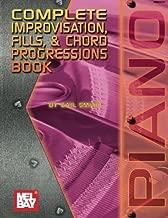 Complete Book of Improvisation, Fills & Chord Progressions