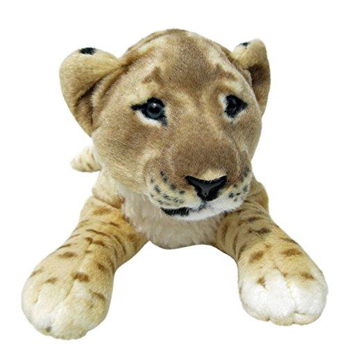 Wagner Plüschtier Löwe Baby - liegend - 60 cm