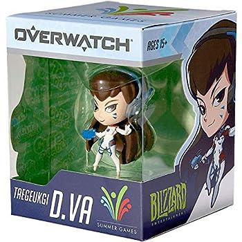 Cute But Deadly Overwatch Summer Games Taegeukgi D.Va Figure