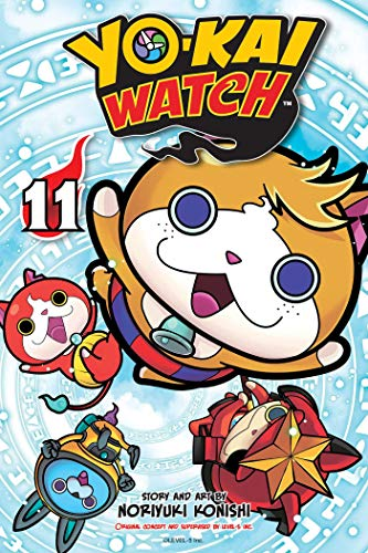 YO-KAI WATCH, Vol. 11