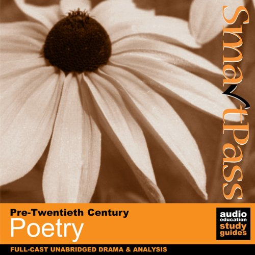 SmartPass Guide to Pre-Twentieth Century Poetry cover art