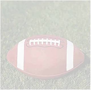 Football Sticky Notes - Set of 3 - Sports Theme Design - Stationery Gift - Paper Memo Pad - Office Business School Party S...