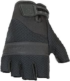 Joe Rocket Vento Fingerless Gloves - Large/Black