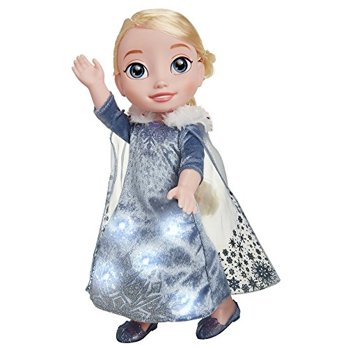 Frozen - Singende Winter-Elsa, Puppe