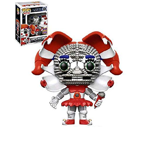 Funko Pop Games : Five Nights at Freddy'S - Baby 3.75inch Vinyl Gift for Games Fans SuperCollection